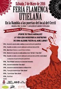 1ª Feria Flamenca Utielana