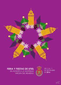 Programa Oficial de la Feria y Fiestas de Utiel 2016