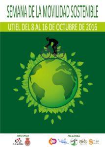 Semana de la Movilidad Sostenible del 8 al 16 de Octubre de 2106