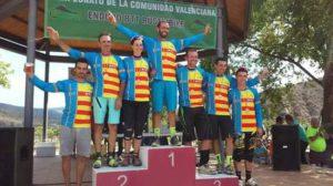 Dani Cubero gana el Campeonato Enduro CV en Jalance