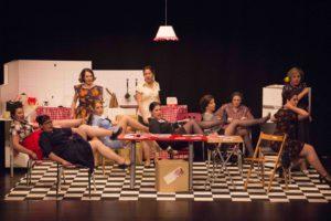 Las  Cuñadas, obra del Concurso de teatro sábado día 3