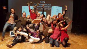 Gala del XXXI Certamen de teatro Ciudad de Utiel