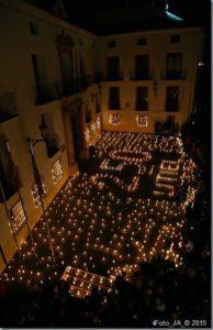 Utiel, 250 años a las Luz de las Velas-III Edición