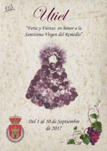 Elegido el cartel para la Feria y Fiestas de Utiel 2017