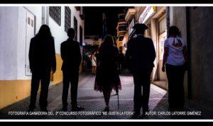 """III Concurso de fotografía """"me gusta la Feria"""" Utiel 2017"""