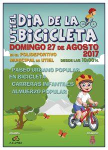 Día de la Bicicleta en Utiel
