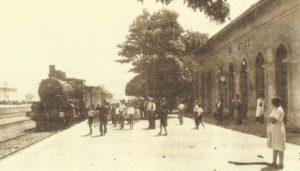 Exposición sobre el ferrocarril 1887-1947-2017
