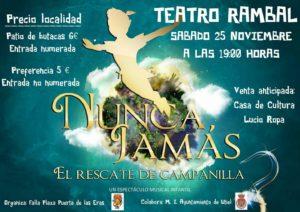 Falla Puerta las Eras- Espectáculo en Teatro Rambal
