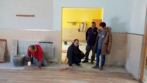 El Ayuntamiento de Utiel realiza obras en AFA