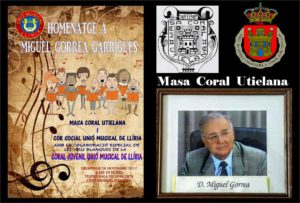 Homenaje a don Miguel Gorrea Garrigues