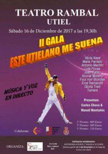 II Gala este Utielano me suena 2017