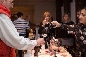 Utiel-Requena celebró salón de vinos en Madrid