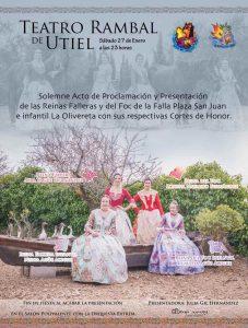 Presentación Falla Plaza de San Juan