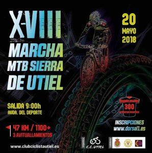 XVIII Marcha Sierra de Utiel