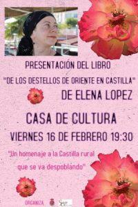 Presentación libro De los destellos de Oriente en Castilla