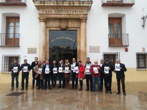 Alcaldes afectados por la línea C3 reivindican al Ministerio Fomento