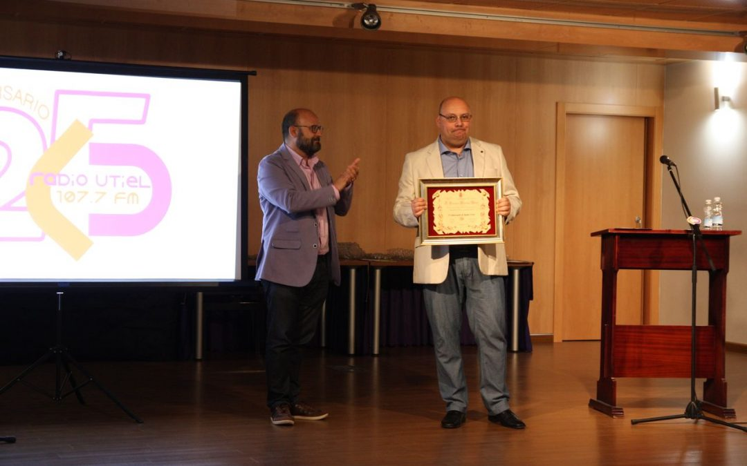 Radio Utiel celebró su 25 aniversario.