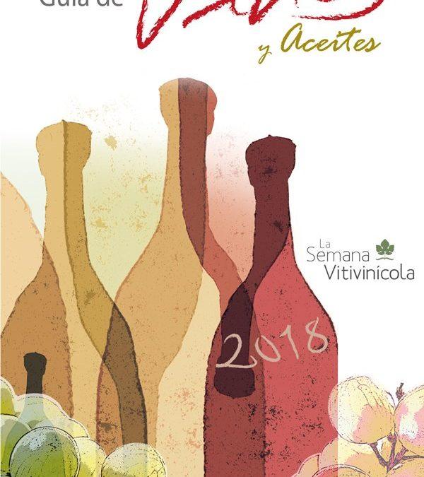 La Semana Vitivinícola presenta su Guía de Vinos y Aceites 2018 el 25 de junio en Valencia