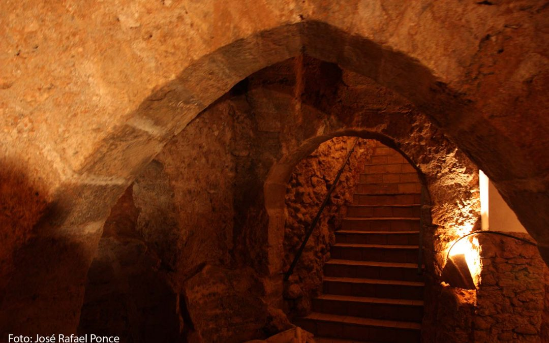 Se inauguran las Bodegas subterráneas bajo el Ayto. de Utiel