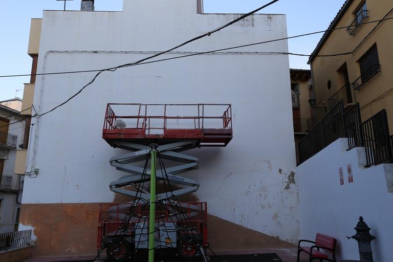 Utiel, Museo Urbano al aire libre