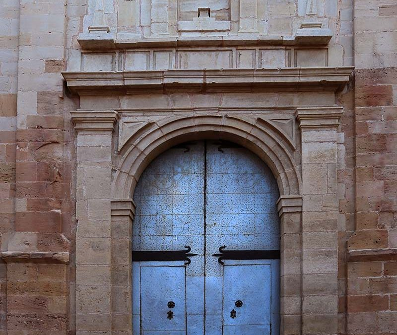 Restauración de la Iglesia de Utiel