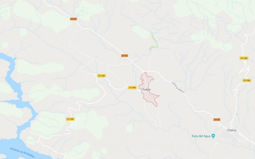 Detenidas 3 personas presuntamente implicadas por robo con fuerza y contra la salud pública en Chelva y Tuejar