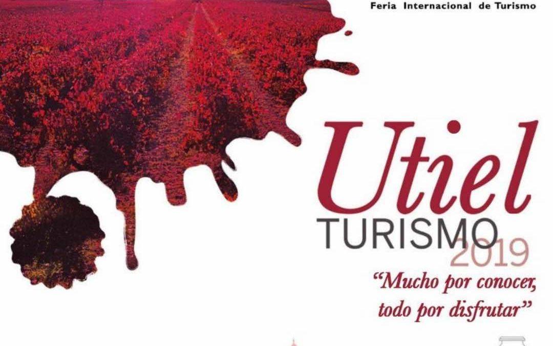 El patrimonio histórico, cultural y gastronómico de Utiel estarán presentes en la 39a edición de FITUR