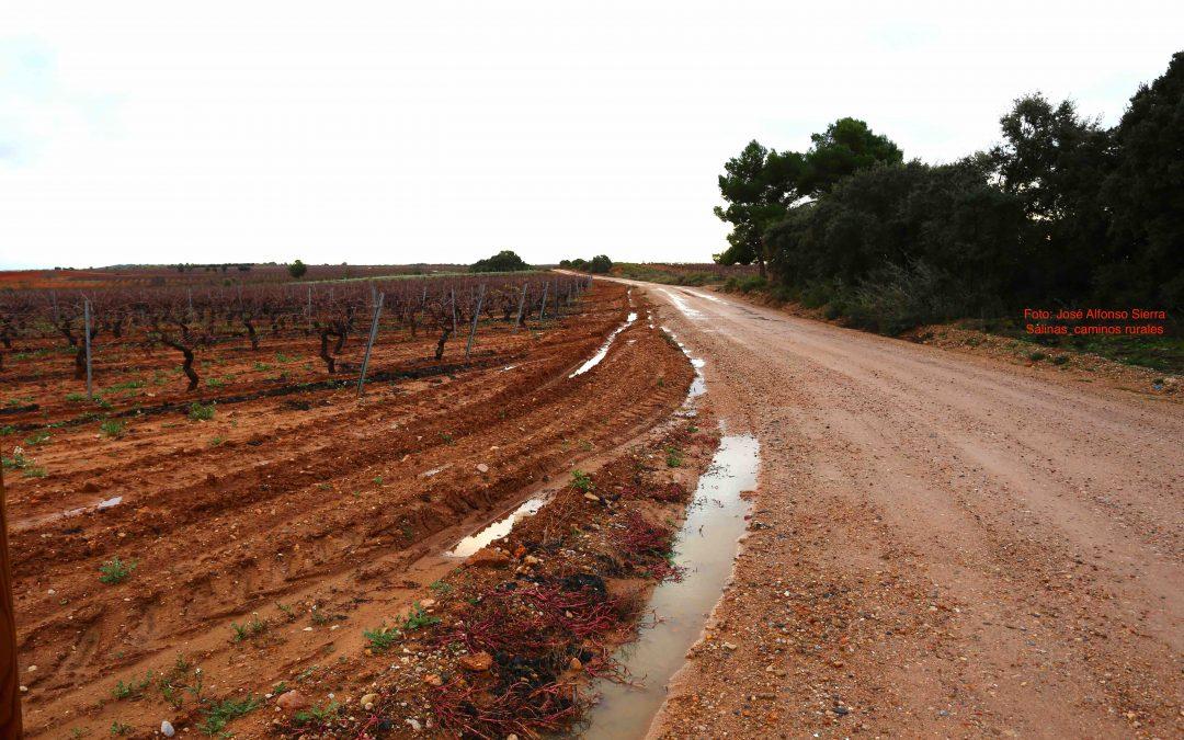 Chera mejora caminos rurales con ayudas de las administraciones provincial y autonómica