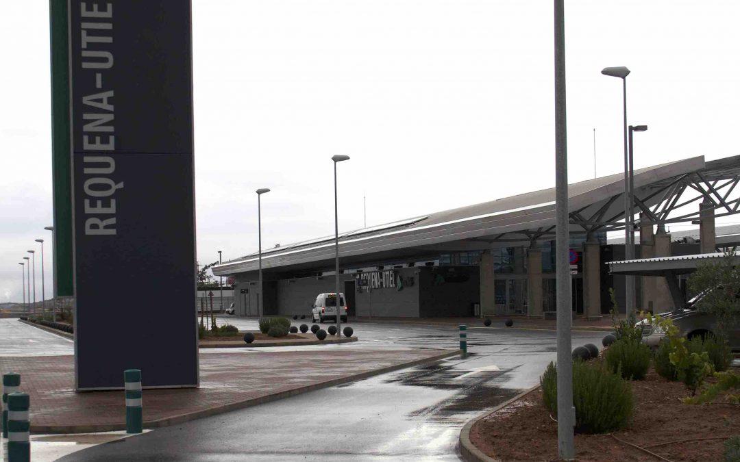 Adif licita el mantenimiento de la Línea AVE Madrid-Levante y se incluye la base de Requena