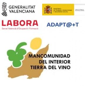 La Mancomunidad del interior Tierra del Vino pone en marcha el proyecto experimental de empleo adapt@+t
