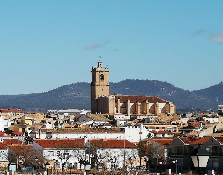 Fomento adjudica la Fase II de las obras de restauración de la iglesia de Nuestra Señora de la Asunción, en Utiel