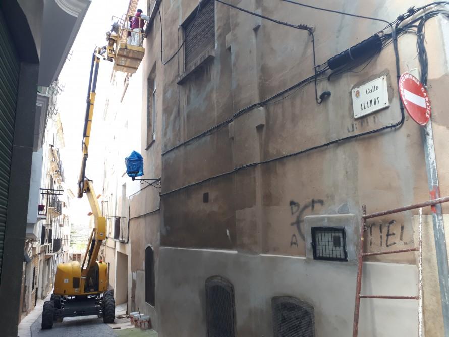 El Ayuntamiento de Utiel convoca la concesión de ayudas para la rehabilitación de fachadas en el casco histórico de Utiel