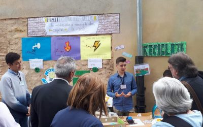 """El Colegio Santa Ana representará a la Comunidad Valenciana en la fase estatal del Encuentro de Centros Sostenibles """"Cofint"""""""