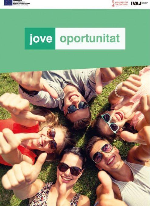 Utiel se suma al programa Joop Oportunitat del IVAJ