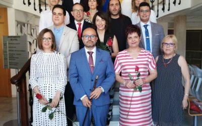 Fernando Benlliure revalida el bastón de mando en el Ayuntamiento de Utiel