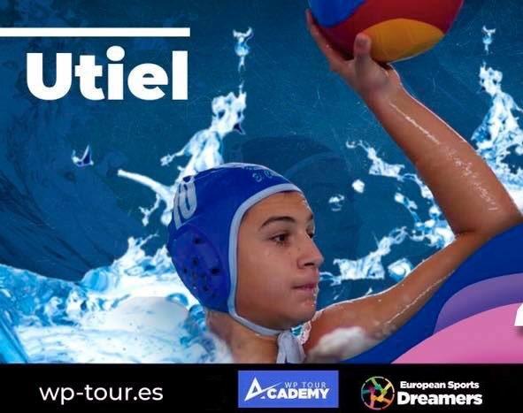 El Ayuntamiento de Utiel prepara un curso gratuito de Waterpolo  durante el campus deportivo nacional Academy Tour