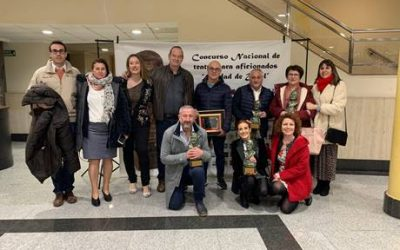 """El grupo El Taular de Almagro se alza con el Premio Rambal por su obra Yerma en el 34º. Concurso nacional de teatro """"Ciudad de Utiel"""""""