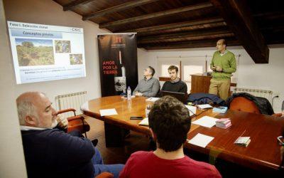 El Proyecto ValoraBobal avanza con la preselección de biotipos y la clasificación de zonas climaticas de la DO Utiel-Requena