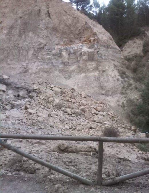 Continúa en estado de abandono la fuente minero-medicinal de los Morenos