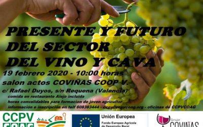 Jornada Vitivinícola CCPV-COAG – 19 DE FEBRERO DE 2020