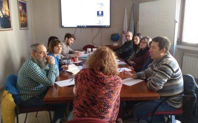 El proyecto experimental de empleo adapt@+t 2019 refuerza su coordinación con centros formativos de la comarca para fomentar la formación profesional