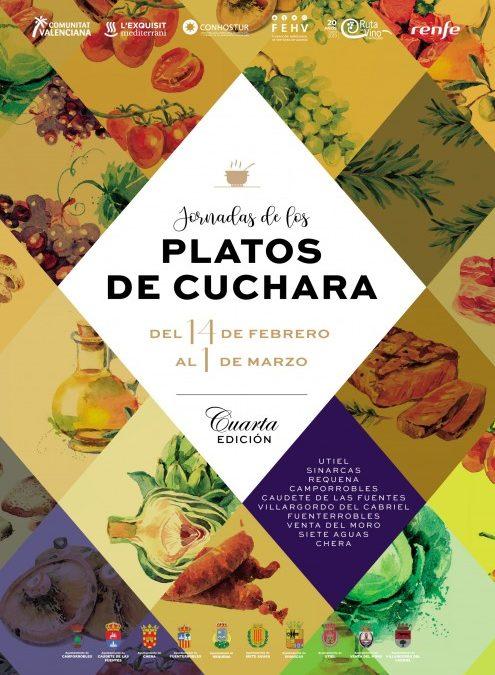 Presentación de la IV edición de las jornadas de los platos de cuchara