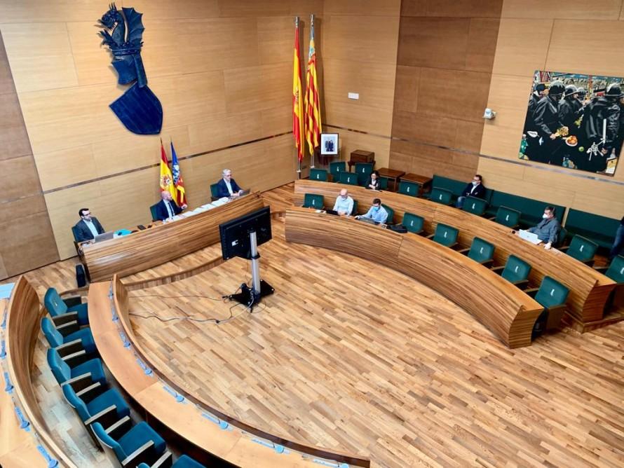 La comarca Requena-Utiel recibirá más de un millón extra de la Diputació para hacer frente a la pandemia