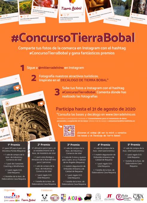 La Mancomunidad del Interior Tierra del Vino lanza el concurso de fotografía #ConcursoTierraBobal
