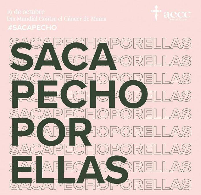 Utiel se ilumina de rosa en el Día Mundial del Cáncer de Mama