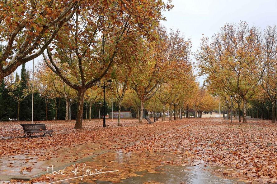 El temporal pone fin a un periodo de tres meses de escasa lluvia