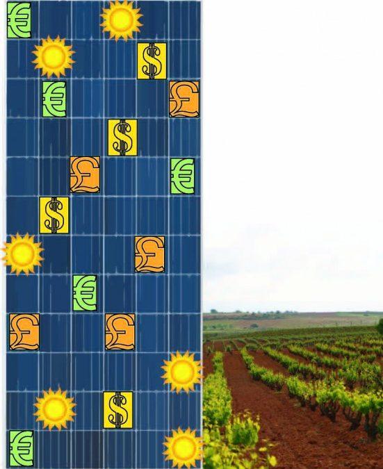 La Unió de Llauradors y Ramaders propone que los parques solares se instalen primero en terrenos no agrícolas