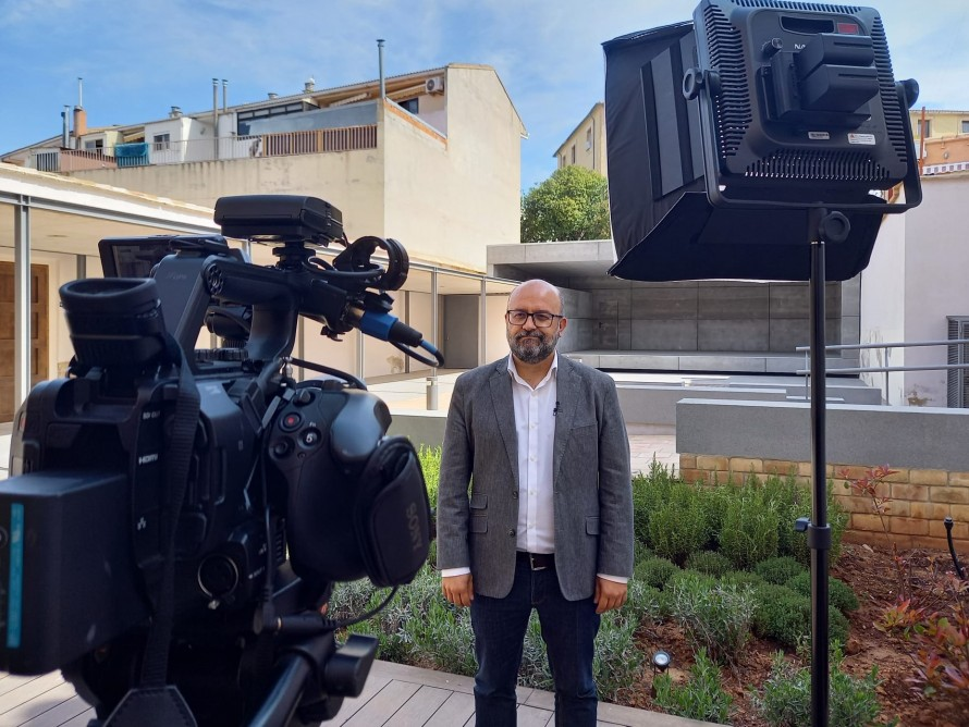 Utiel participa en los videos promocionales de Valencia Turisme que se presentarán en FITUR