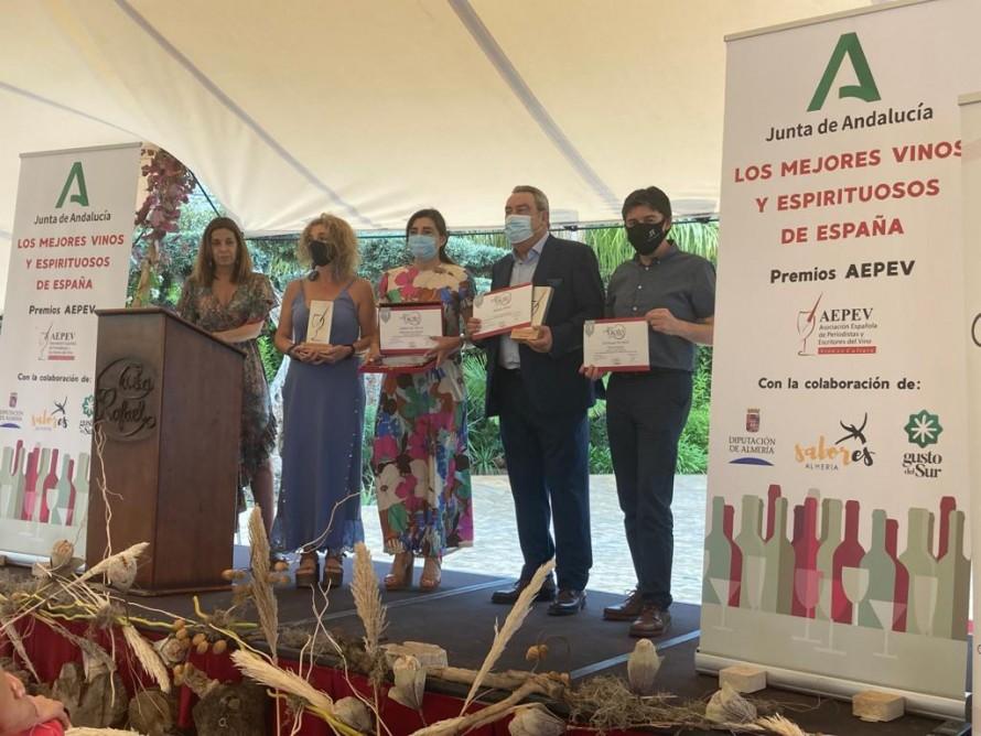 """La MITV premiada por la Estrategia Territorial Tierra Bobal en los Premios TÁCITO """"Vino es Cultura"""""""